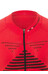 X-Bionic Effektor Biking Powershirt Short Sleeves Full Zip Men Flash Red/Black